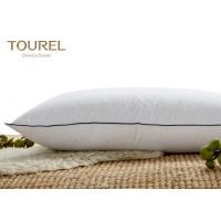 Wholesale Textiles 5 Star 100% Cotton Hotel Comfort Pillows Jacquard Customed Logo from china suppliers