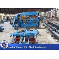 Wholesale Different Type Perforated Metal Machine , Expanded Metal Wire Welding Machine from china suppliers