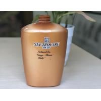Wholesale Adhesive Chrome Bopp Labels Die Cut Shape For Shampoo Products from china suppliers