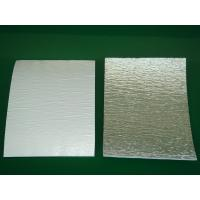 Buy cheap Single Side Aluminum Reflective EPE Foam Insulation 96-97% Reflectivity from wholesalers