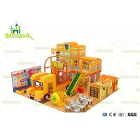 Wholesale Construction Engineering Theme Park Kids Indoor Playground Electrostatic Baking Painting from china suppliers