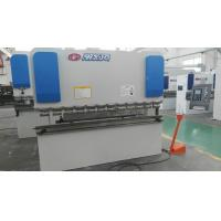 Wholesale Press Brake Dies NC Hydraulic Sheet Metal Press Brake Machine 630 KN Bending from china suppliers