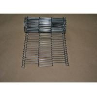 Wholesale Stainless Steel Flat Flex Wire Mesh Conveyor Belt For Drying And Cooking from china suppliers