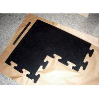 Wholesale EPDM interlocking gym rubber floor mats(ASTM standard) from china suppliers