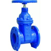 Wholesale DIN 3352 F4 Resilient Seated Sluice Gate Valves PN10 / 16 , Non Rising Stem Gate Valve from china suppliers