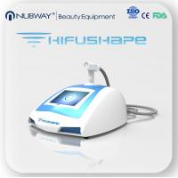 Portable Liposonix HIFU for face and body slimming machine for sale