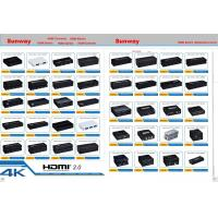 Wholesale HDMI convertor ,HDMI martrix,HDMI switch,HDMI splitter,HDMI extender from china suppliers