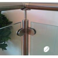 Wholesale Stainless Steel clamp for glass stair railing from china suppliers