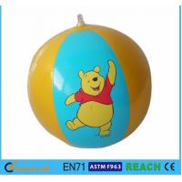 Wholesale Disney Winnie Pool Inflatable Beach Ball Printed For Outdoor Swimming Toys from china suppliers