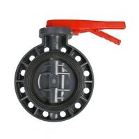 Wholesale PVC Butterfly Valve for Potable Water from china suppliers