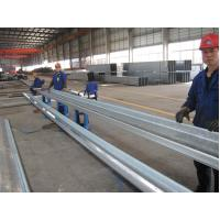 China Common-used C and Z Section Galvanised Steel Purlins For Fix Roof And Side Claddings on sale