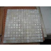 Wholesale White Onyx Marble Mosaic from china suppliers