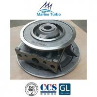 China T- MAN Turbocharger / T- TCR16 Turbo Bearing Housing For Marine Propulsion Engines on sale