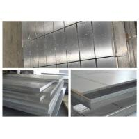 Wholesale Foam Molding Polished Aluminum Sheet , Temper T6 Anodized Aluminum Sheet from china suppliers