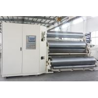 China 2500mm Machine Width Single Facer Corrugating Machine For 2/3/5/7 Ply Production Line on sale