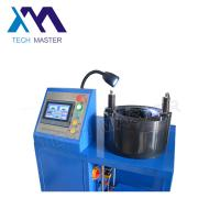Wholesale Touch Screen Air Suspension Shock Crimping Machine For Hydraulic Hoses from china suppliers