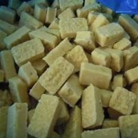 China Wholesale Prices Premium Quality IQF Frozen Food, IQF Frozen Ginger Puree / Cube / Tablets on sale