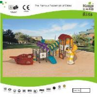 Wholesale Pirate Ship Series Outdoor Playground (KQ9098A) from china suppliers