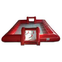 Quality Giant Indoor Sport Game Inflatable Soccer Kick Field , Inflatable Court for Soccer Kicking for sale