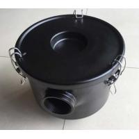Wholesale 1.25 Inch Seamless Drawn Air Compressor Filter With Stainless Steel Torsion Clips from china suppliers