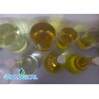 China Yellow Injectable Anabolic Steroids Liquid Trenbolone Enanthate 50/100/150/ 200 on sale