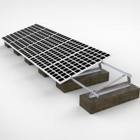 Wholesale 60m/S Wind PV Solar Panel Frame Mounting Kit , Triangular Bracket Solar Power Roof Systems from china suppliers