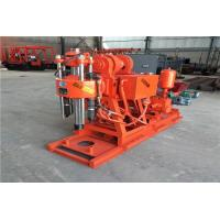 China Borehole Core / Soil Investigation Drilling Equipment For 150 Meter on sale