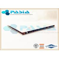 Wholesale Polyester Powder Coated Honeycomb Roof Panels With Edge Exposed Building Top from china suppliers
