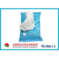 Buy cheap Comfortable Wet Wash Glove Microwave Heating Moistened For Human Body from wholesalers