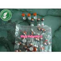 Wholesale 99.9% Purity 10mg Peptides Powder Melanotan2 for Skin Tanning from china suppliers