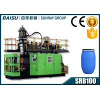 Buy cheap Energy Saving Plastic Blow Moulding Machine for 120L Open Top Drum 380V from wholesalers