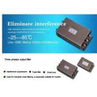 Wholesale 380V 300KW Inverter EMI Filter With Novel Structure Design from china suppliers