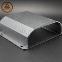 China Deep Processing Extruded Aluminum Box Powder Coating Surface Treat for sale