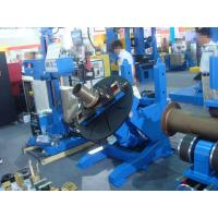 China Electric Lift Welding Turn Rotating Display Table for Automatic / Manual Welding on sale