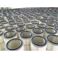 Wholesale 352*660 PTFE Material Membrane Industrial Cartridge Filters Flame Retardant from china suppliers