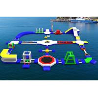 Wholesale Plato 0.99mm PVC Tarpaulin Inflatable Water Games Sea Water Park Equipment from china suppliers