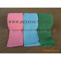 Quality Cohesive Flexible Cotton Wide Elastic Bandage Wrap For Medical Surgical Body Wrap for sale