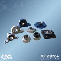 Wholesale Small Cast Iron Pillow Block Bearing With Set Screws Or Eccentric Locking Collar from china suppliers