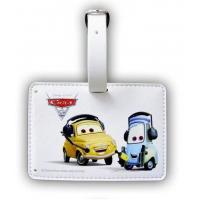Wholesale Eco Friendly Personalised Suitcase Tags , Custom Travel Tags For Luggage from china suppliers