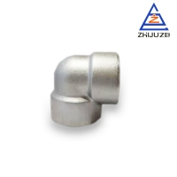 Wholesale F316 Stainless Steel 90 Degree Socket Elbow 304L PN160 from china suppliers