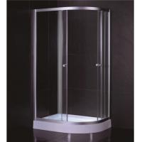 Wholesale Oval Shape 1000 X 800 Quadrant Shower Enclosures And Tray With Low Resin Tray from china suppliers