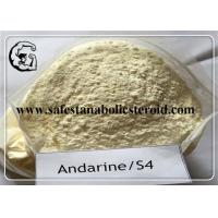 Wholesale SARMs White Powder  Andarine/S4/GTx-007 for Increasing Muscle Mass from china suppliers