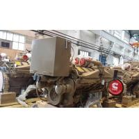 Buy cheap Marine Propulsion Engine CUMMINS Diesel Generator Set 746KW / 1000HP For Tug from wholesalers