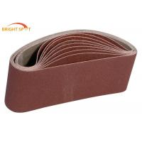 Wholesale Water Resistant Abrasive Sanding Belts Lightweight For Shipping Industry from china suppliers