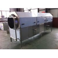 Wholesale Rotary Rolling Drum Clean Machine , Fruit Vegetable Washing EquipmentISO Marked from china suppliers