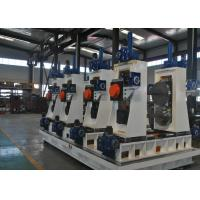 Wholesale Full Automatic Square Tube Mill Line ERW Pipe Making Machine 1-10m/min from china suppliers