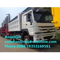 Wholesale 16m3 HOWO7 2017 Year  Heavy Duty Dump Truck With Strengthen Bucket from china suppliers