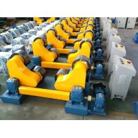 Buy cheap 10 Tonne Self Aligning Rotator Speed 100 To 1000mm/Min from wholesalers