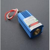 Wholesale Constant Current 532nm 3-5V 50mW  Green Dot Beam Laser Module With Aluminium Heat Sink And Anti-access Protection from china suppliers