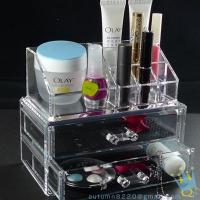 Wholesale clear acrylic storage containers from china suppliers